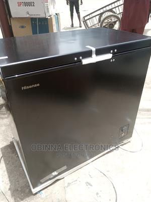 Brand New Hisense Model 250,Chest Freezer,External Compresor   Kitchen Appliances for sale in Lagos State, Ojo