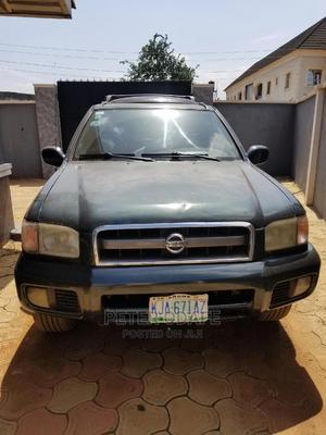 Nissan Pathfinder 2003 SE AWD SUV (3.5L 6cyl 4A) Green | Cars for sale in Lagos State, Ikorodu
