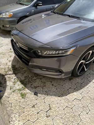 Honda Accord 2018 Sport Gray | Cars for sale in Abuja (FCT) State, Central Business Dis