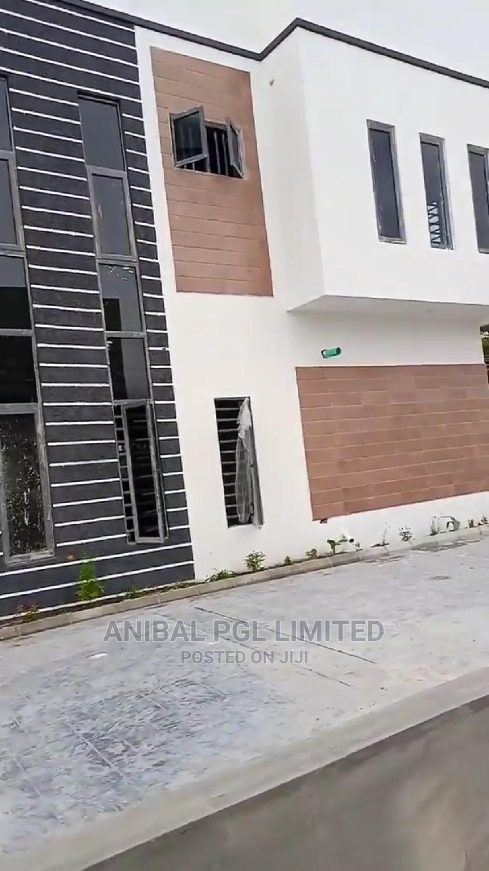 Semi Finished 3 Bedroom Plus Bq Semi Detached Duplex | Houses & Apartments For Sale for sale in Bogoje, Ibeju, Nigeria