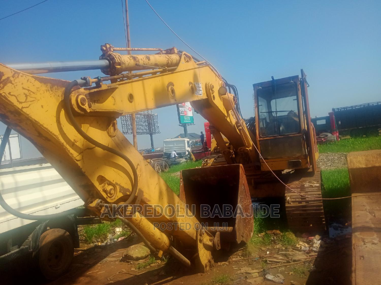 This Excavator Is 2 Good | Heavy Equipment for sale in Ikeja, Lagos State, Nigeria