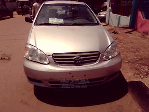 Toyota Corolla 2004 Silver | Cars for sale in Lagos State, Surulere