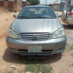 Toyota Corolla 2004 Gray | Cars for sale in Abuja (FCT) State, Gwarinpa