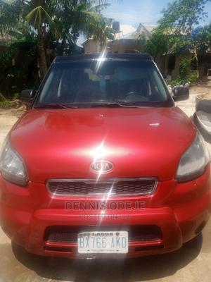 Kia Soul 2010 Automatic Red   Cars for sale in Ogun State, Obafemi-Owode