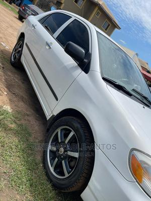 Toyota Corolla 2004 LE White | Cars for sale in Lagos State, Magodo