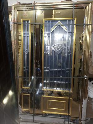 4ft Special Glass Door   Doors for sale in Lagos State, Orile
