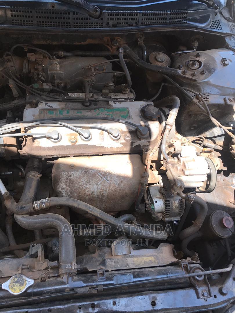 Archive: Honda Accord 1999 Coupe Black
