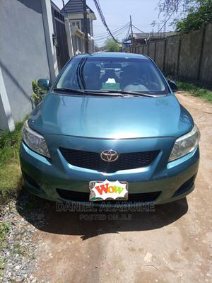 Toyota Corolla 2009 Green   Cars for sale in Lagos State, Alimosho