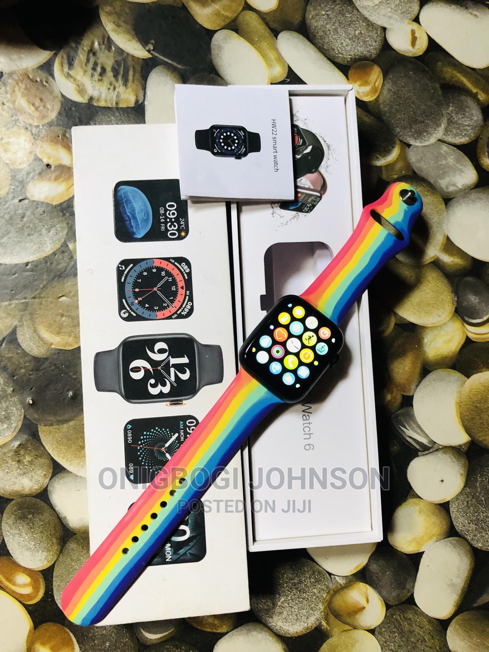Smart Watch 6