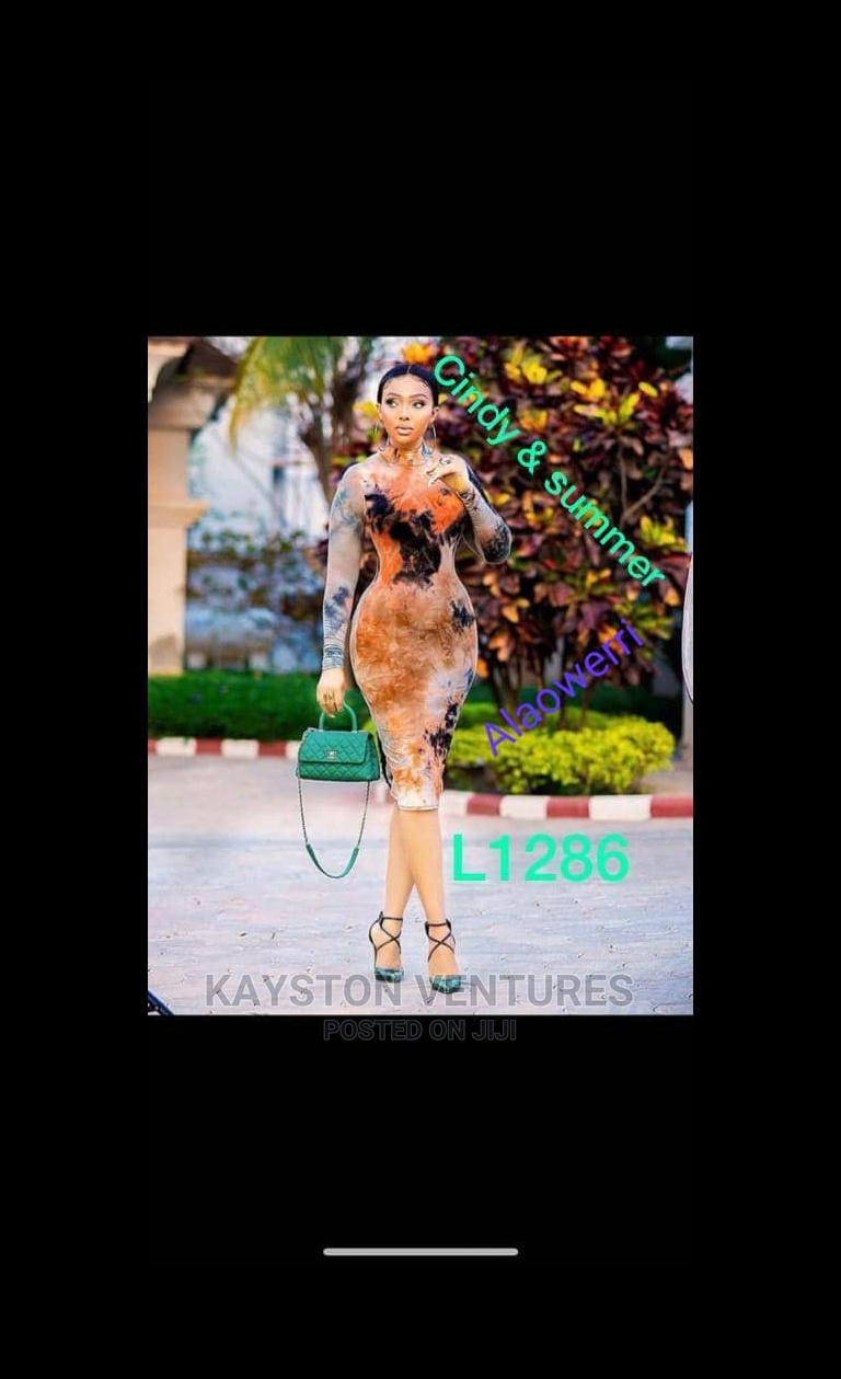 Elegant Ladies Short Dresses   Clothing for sale in Alimosho, Lagos State, Nigeria