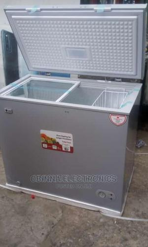 Brand New LG Chest Freezer,350litters, External Compressor | Kitchen Appliances for sale in Lagos State, Ojo