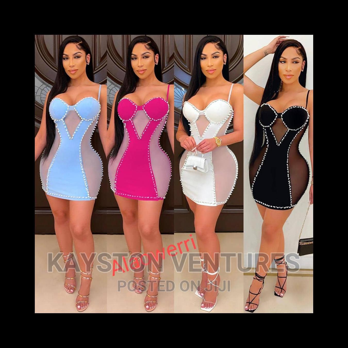 Elegant Ladies Short Dresses