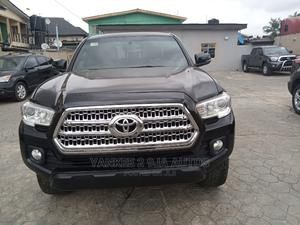 Toyota Tacoma 2016 4dr Double Cab Black   Cars for sale in Lagos State, Ikeja