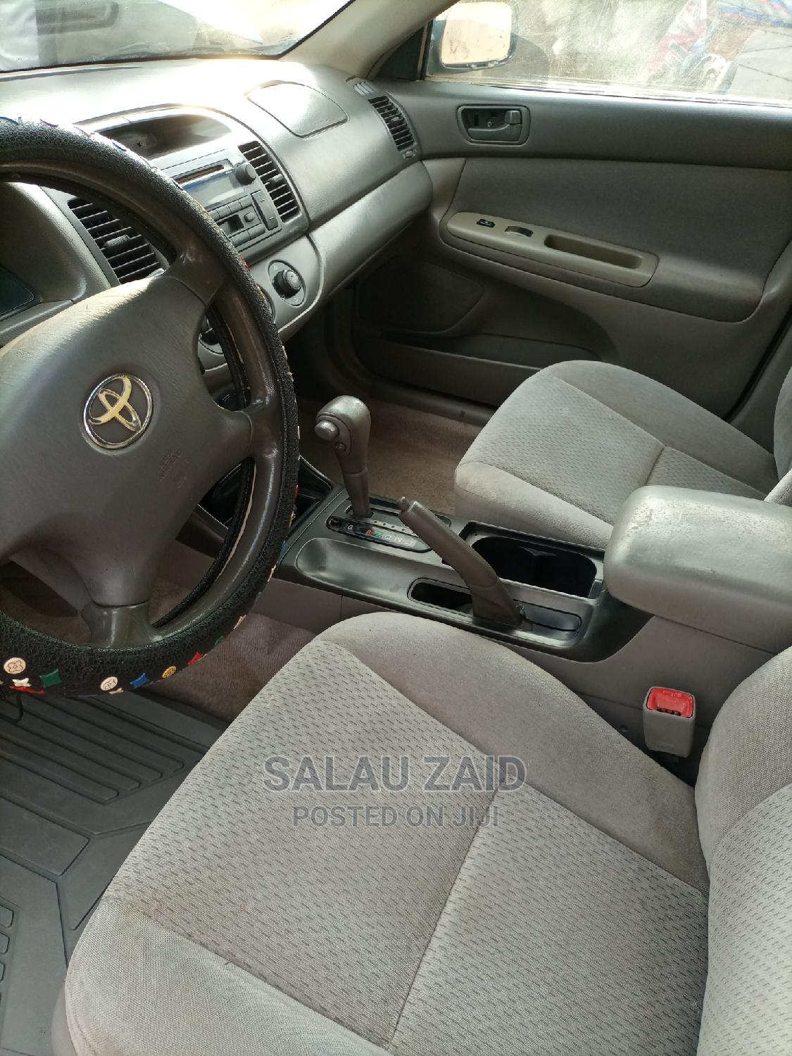 Archive: Toyota Camry 2003 Green