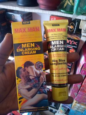 Max Man Dick Enlargement Cream | Sexual Wellness for sale in Abuja (FCT) State, Lugbe District