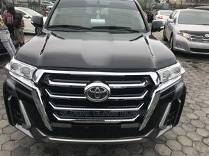 Toyota Land Cruiser 2017 4.0 V6 GXR Black | Cars for sale in Lagos State, Lekki