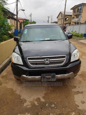 Honda Pilot 2003 Black | Cars for sale in Lagos State, Oshodi