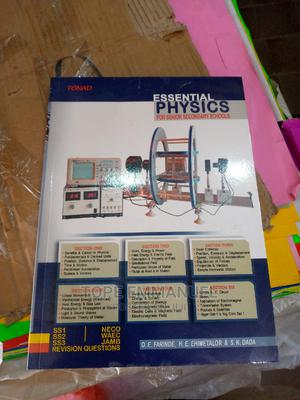 Essential Physics for Senior Secondary Sch | Books & Games for sale in Lagos State, Surulere