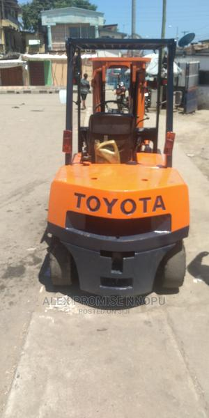 Toyota 3 Tons Forklift Machine for Sale | Heavy Equipment for sale in Lagos State, Apapa