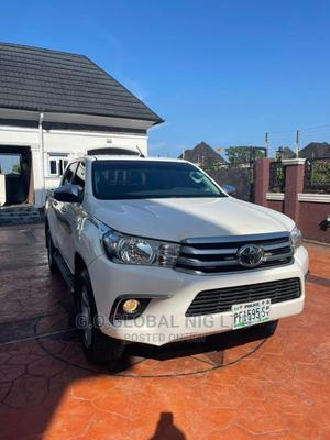 Toyota Hilux 2018 White | Cars for sale in Rivers State, Port-Harcourt