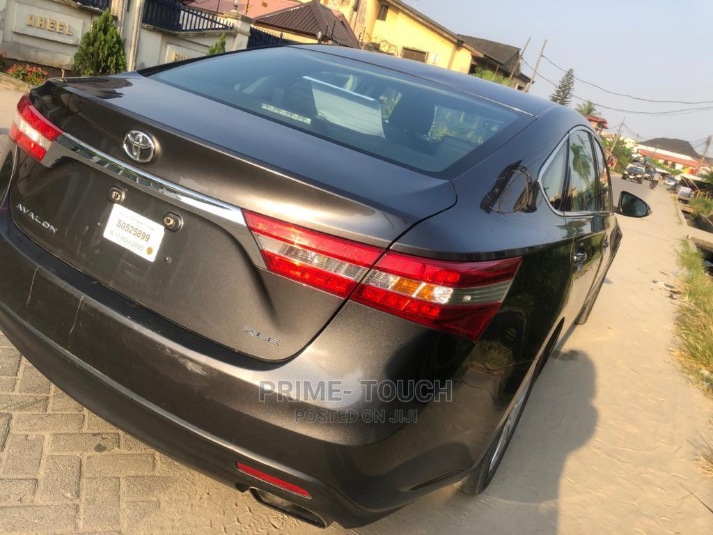 Toyota Avalon 2013 Gray   Cars for sale in Surulere, Lagos State, Nigeria