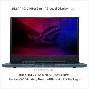 Laptop Asus ROG Zephyrus M15 GU502LU 16GB Intel Core I7 SSD 1T   Laptops & Computers for sale in Lagos State, Ikeja