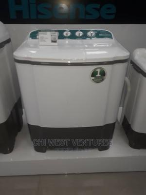 Hisense Washing Machine 5kg | Home Appliances for sale in Lagos State, Ikeja