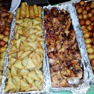 Small Chops,Grilled,Barbecue | Party, Catering & Event Services for sale in Ogun State, Abeokuta North