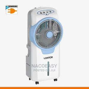 Lontor Rechargeable Air Cooler -(AC Water Fan   Home Appliances for sale in Lagos State, Amuwo-Odofin