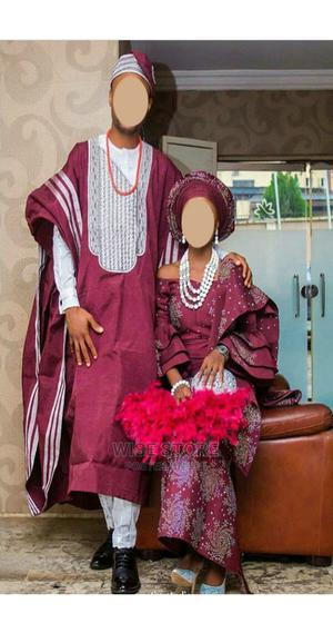 Agbada For Big Men And Wedding Wears   Clothing for sale in Ogun State, Abeokuta South