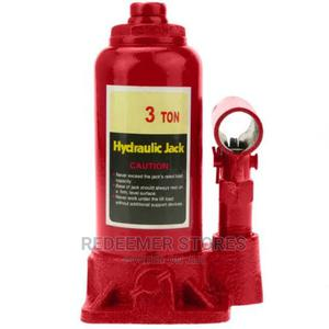 3 Tons Heavy Duty Hydraulic Jack | Vehicle Parts & Accessories for sale in Lagos State, Ikeja