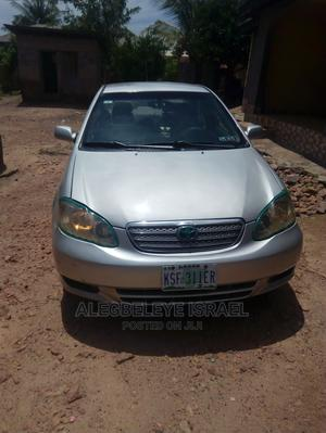 Toyota Corolla 2004 Silver | Cars for sale in Edo State, Akoko-Edo