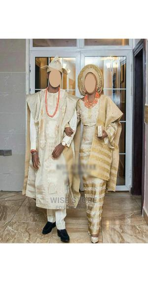 Couples Agbada for Big Men for Big Occasion   Clothing for sale in Ogun State, Abeokuta South