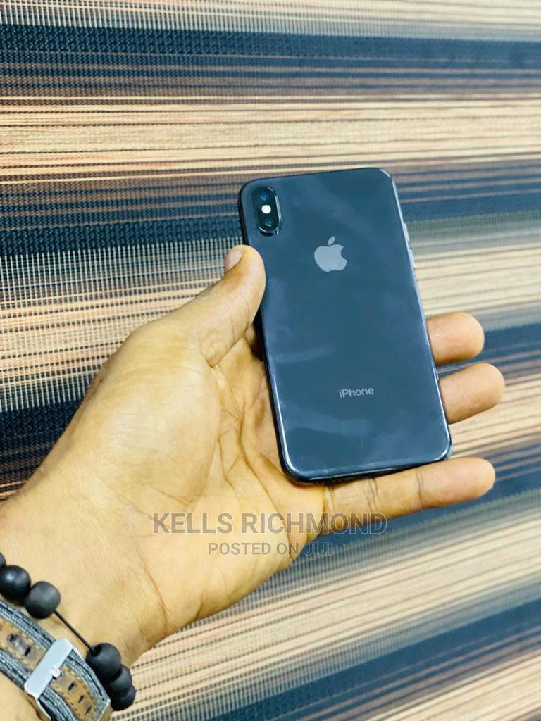 New Apple iPhone X 64 GB Black | Mobile Phones for sale in Port-Harcourt, Rivers State, Nigeria