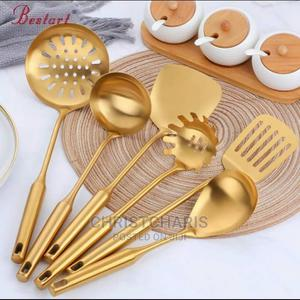 A Piece of Quality Gold Spoons | Kitchen & Dining for sale in Lagos State, Lagos Island (Eko)