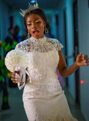Turtle Neck Fish Tail Gown   Wedding Wear & Accessories for sale in Abuja (FCT) State, Mpape