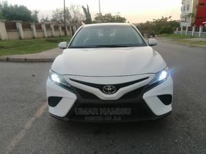 Toyota Camry 2018 White   Cars for sale in Kaduna State, Kaduna / Kaduna State