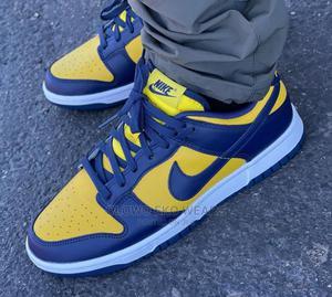 "Nike Dunk Low GS ""Michigan 2021""   Shoes for sale in Lagos State, Lagos Island (Eko)"