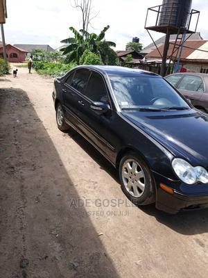 Mercedes-Benz C240 2005 Black | Cars for sale in Rivers State, Ikwerre
