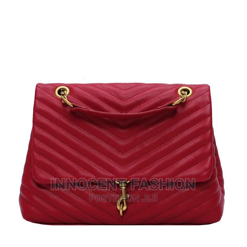 Chain Leather Bag   Bags for sale in Ajah, Lagos State, Nigeria