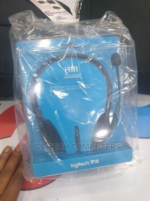 Logitech Headset H111 | Headphones for sale in Abuja (FCT) State, Wuse 2