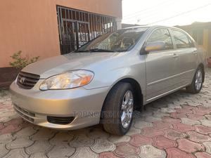 Toyota Corolla 2003 Silver | Cars for sale in Lagos State, Gbagada