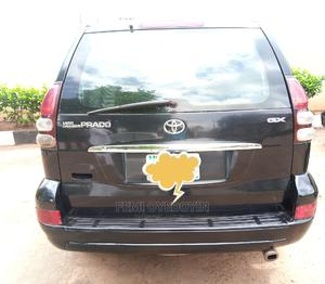 Toyota Land Cruiser Prado 2006 Black   Cars for sale in Ogun State, Ijebu Ode