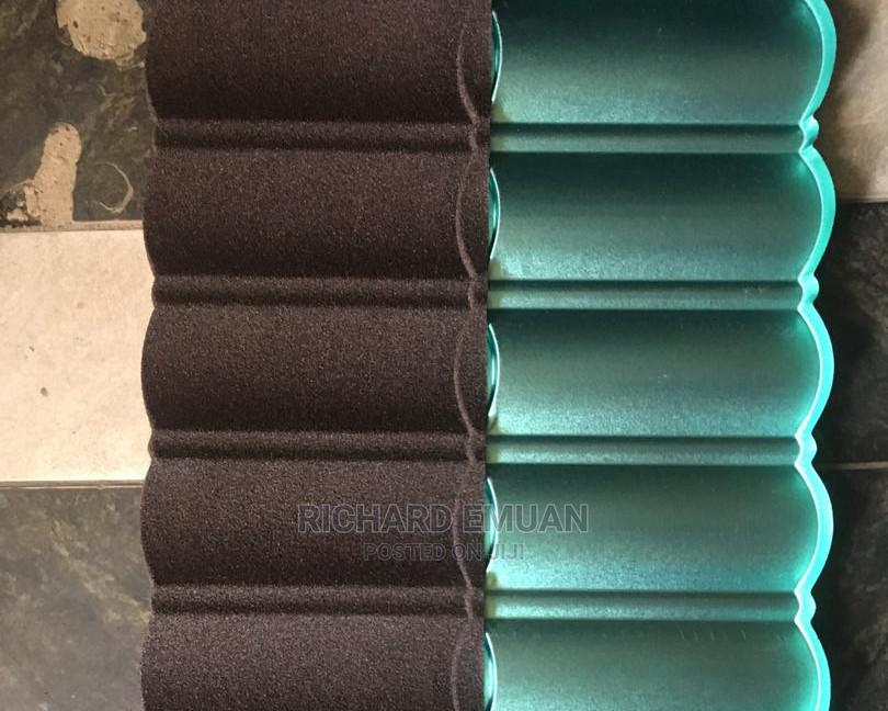 Archive: Gerald Stone Coated Metal Roof