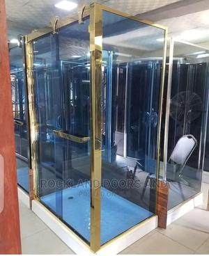 Shower Glass Cubic | Plumbing & Water Supply for sale in Lagos State, Orile