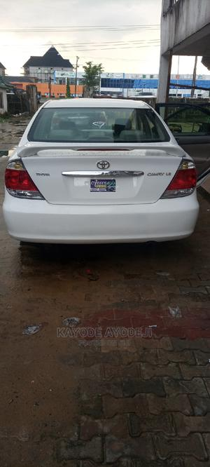 Toyota Camry 2006 White   Cars for sale in Bayelsa State, Yenagoa