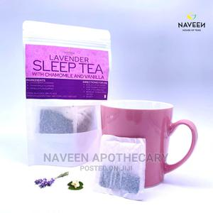 Organic Lavender Sleep Tea 30 Teabags | Meals & Drinks for sale in Akwa Ibom State, Uyo