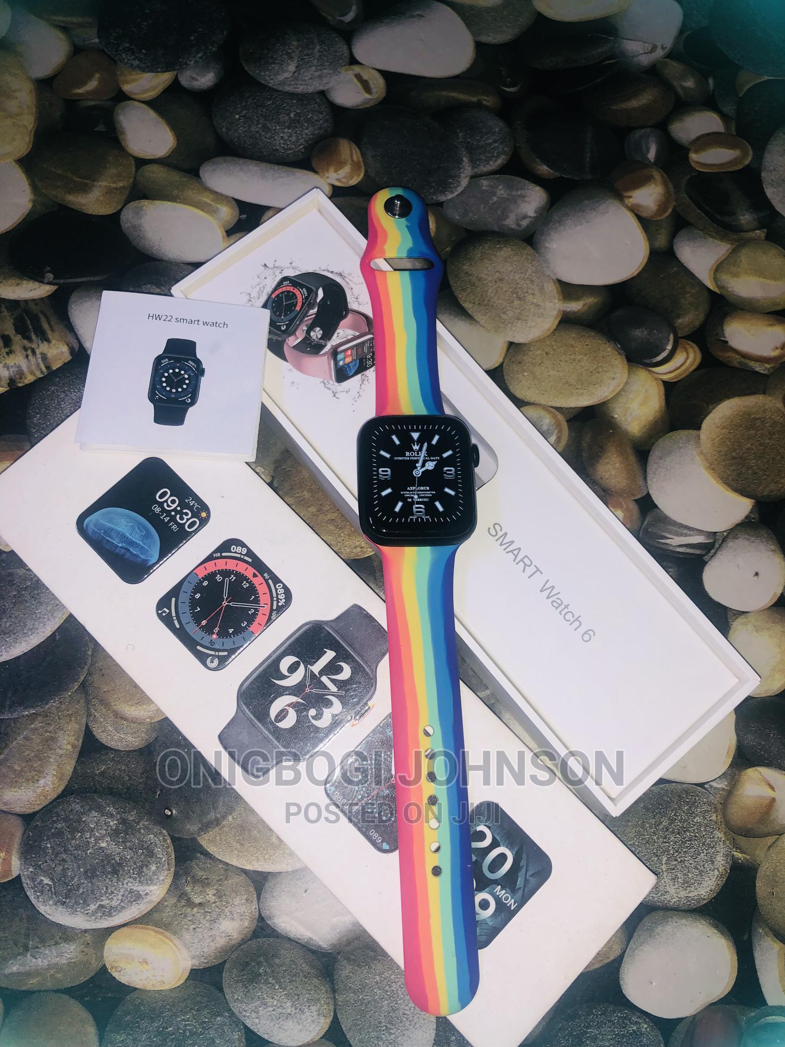 Smart Watch 6 | Smart Watches & Trackers for sale in Ilesa, Osun State, Nigeria