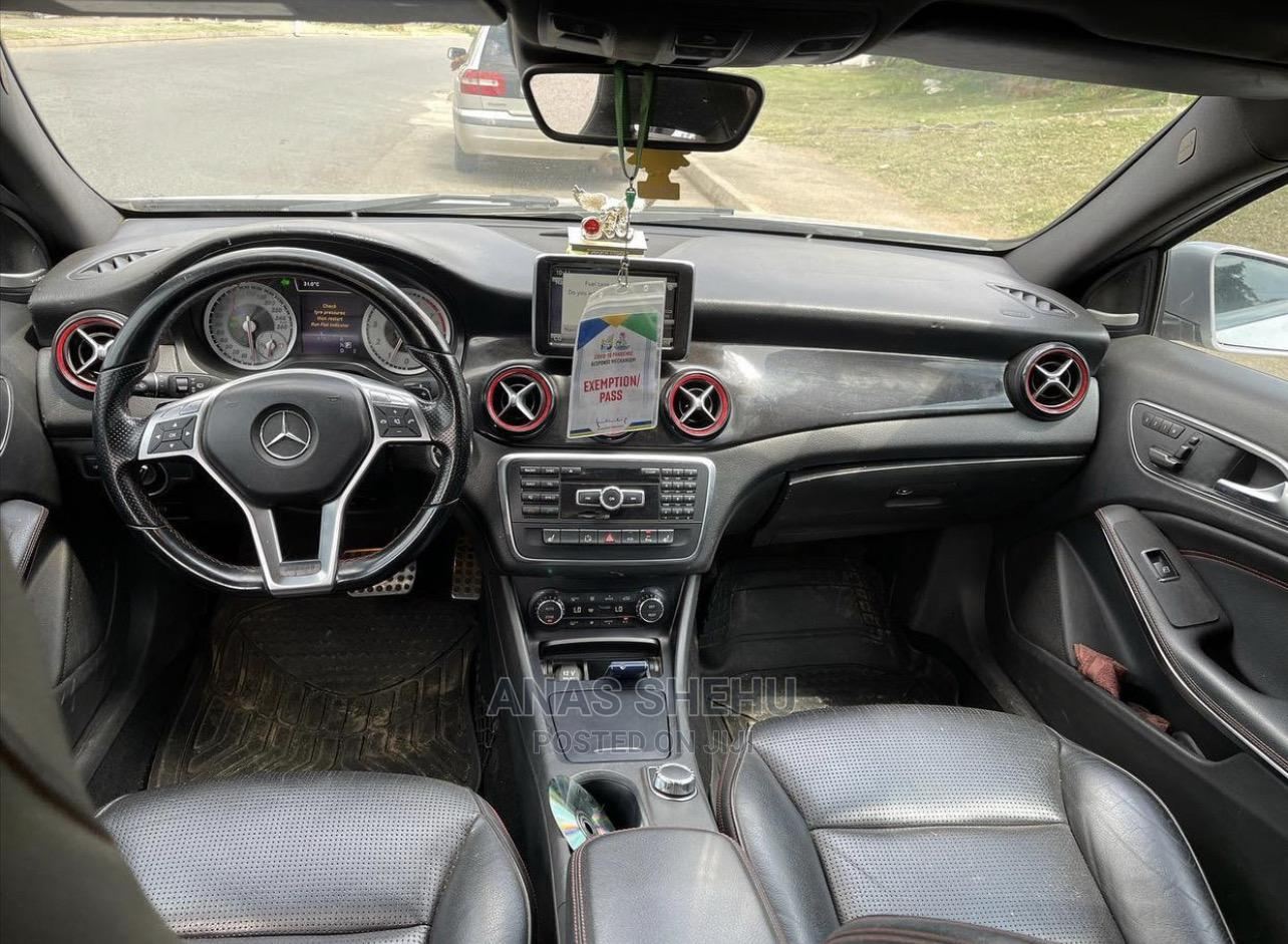 Mercedes-Benz A-Class 2014 Silver   Cars for sale in Asokoro, Abuja (FCT) State, Nigeria