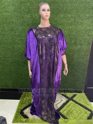 Velvet Boubou | Clothing for sale in Lagos State, Ajah